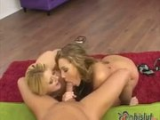Mysti May and Sophie Dee