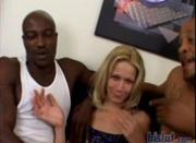 Brandy Starz loves black cock