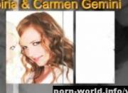 Carmen Gemini and Cabiria