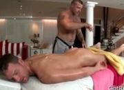 Lucky guy gets great massage 4 By GotRub