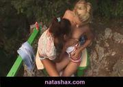 Petite Lesbian Natasha