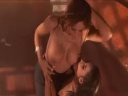 Chasey Lain, Sexy schoolgirl strapon slave