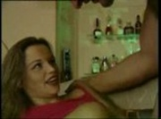 Foreigner Denise Fucked In A Bar