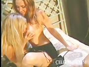 Dee Baker Kristal Summers and Sky Taylor get busy with Gadgets Tongues