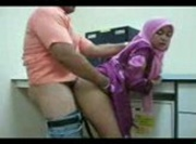 Malay Couple Have Fun Part 1