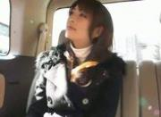 Busty Cute Japanese Chick Fondled