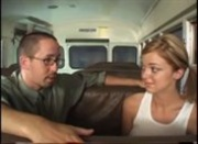 Jesse Summers on the School Bus