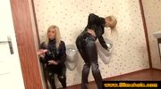 Blondes sucking anonymous cock