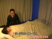 nurse handjob in front of wife 02