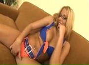 Hot Blonde Ashley