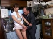 Hairy Japanese MILF