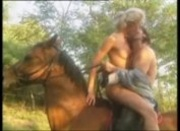 Fucking While Riding Horse (Cyntia Marshal)