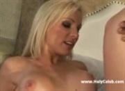 Hot Euro Blonde Interracial Anal