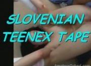 Slovenian Teen Sex tape