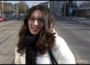 Brunette Czech Girl Petra