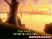 Kyosuke Munakata romantic sex under a tree
