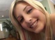 Sexy Blonde Lacie
