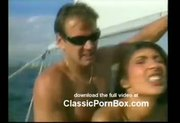 Jasmin St. Claire does some boat fucking