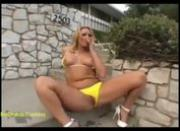 Ashlynn L. Flashing In Public