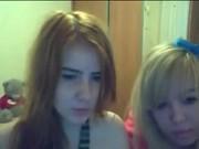 Hot Russian lesbian girl