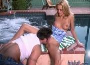 Jessica Drake loves outdoor sex