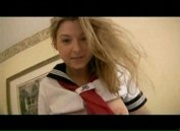 Sunny Lane Schoolgirl with Asian Guy