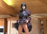 Elegant & Horny Black Angelika
