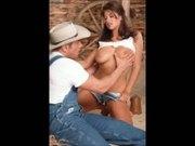 Jamie And Moron Girl Farmer