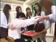 5 Japanese girls 1 lucky guy