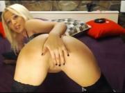 Blonde Webcam At Evocams.com