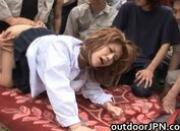 Akane Hotaru Hot Asian model gets