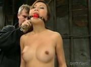 Tia Tanaka Being Tied Up