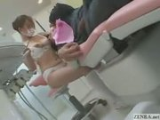 Nudist busty Japanese dentist for hire