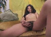 Hung Ebony Shemale