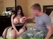 Busty Daphne Rosen Anal