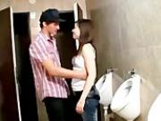 Cute Teen Iveta Get Fucked In The Toilet