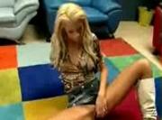 Blonde Tanya Riding Cock
