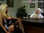 lesbian blonde nurses with hige tits