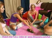 Teens Brooke & Riley - Spin the Bottle
