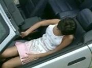 Rebekah waiting for car service Part 1
