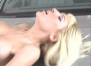 Celia Blanco fucked on car