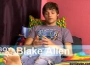 Blake Allen Likes to Give Head