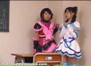 Twins Cosplay Pretty Cure - Airi & Meiri