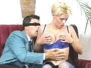 judith ramirez - blonde short hair girl get fucked