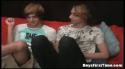 Cute twink tries anal sex for first time