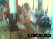 stripper lesbian sex - REAL FOOTAGE
