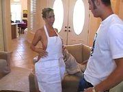 Amber Lynn Bach - Hottest Housemaid
