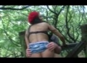 Dogging Mission- India Babe