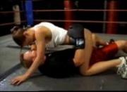 Alexa Rae Boxing Ring