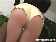 Sexy Honney Bunny and Sandie get analized